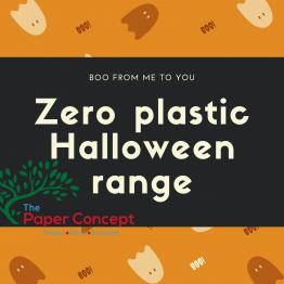 Zero Plastic Halloween Range