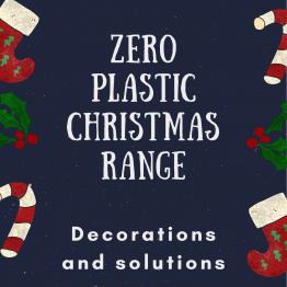 Zero Plastic Christmas range